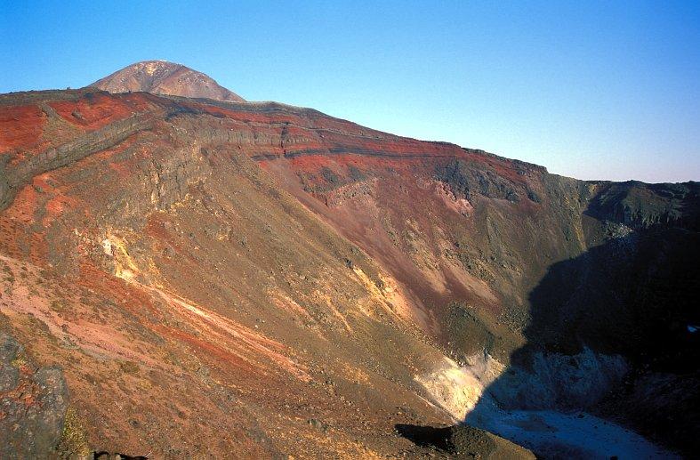 Kirishima Park: Takachiho crater