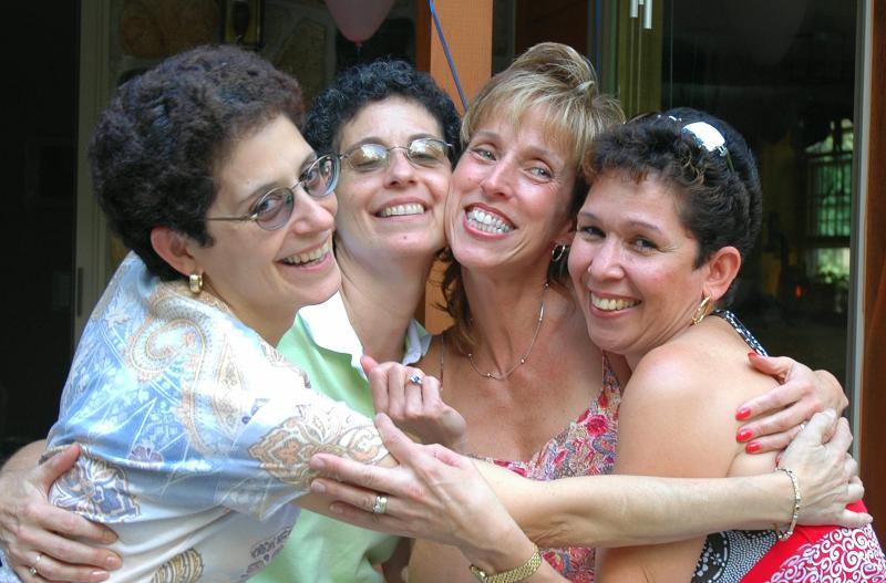 Warmth: November 4,2005...Friends since childhood!