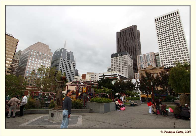SF financial district