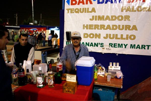 Baseball Tequila Bar