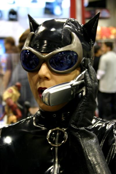 Calling Batman?