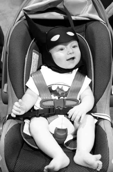 Batman s Baby