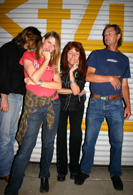 Cindy Lee Berryhill & The Wigbillies