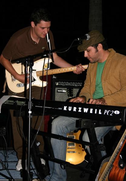 Matt Gorney & Greg Laswell