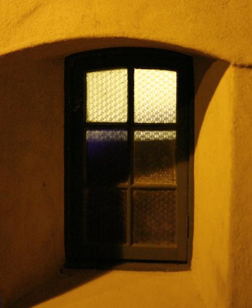Night Window