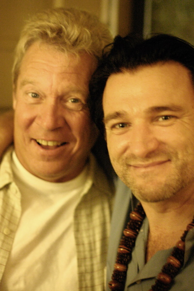 Terry Burhans & Pavel