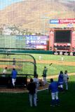 Batting Practice - Estadio Calimax