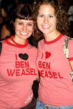 Ben Weasel Lovers