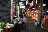 Bangkok night scene