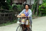 Village transportation: Ban Dom Kirek