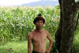 Rural farmer: San Kamphaeng District