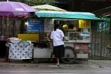 Food stand: San Kamphaeng