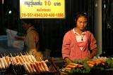 Street food: Chiangmai