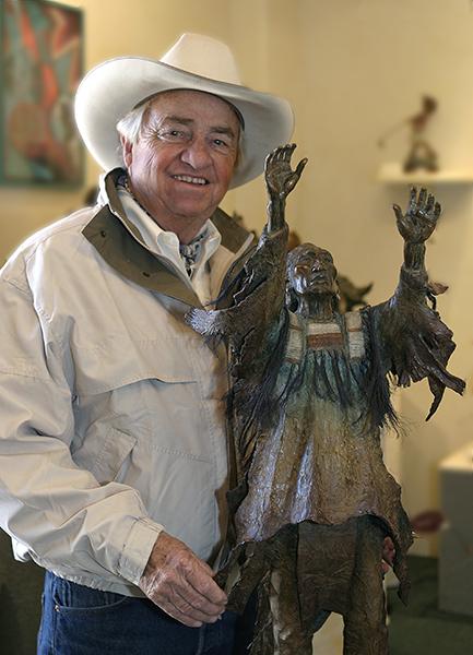 04-04 Joe Beeler at Bronzesmith 79.jpg