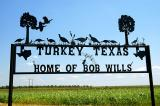 Turkey, Texas Home of Bob Wills