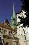 Genève - Cathédrale Saint Pierre