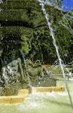 Fontaine à Genève