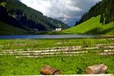 Lac et refuge de Gers