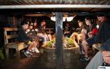 Underground green house, coal mine tour, Glace Bay