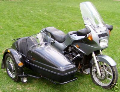 Velorex Sidecar
