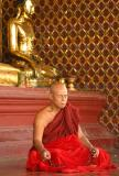 Monk and Buddha-Shwedagon.jpg
