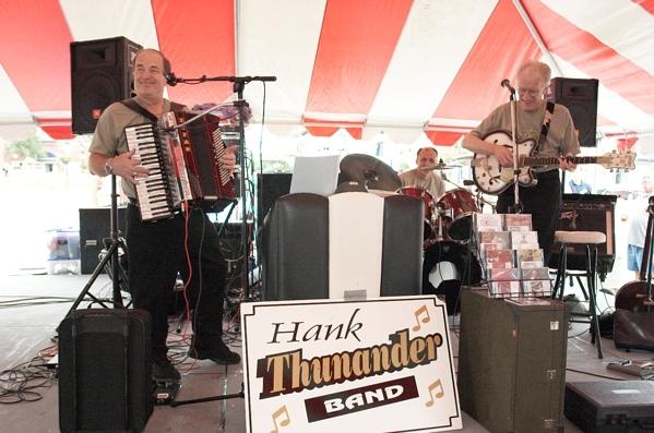 Hank Thunander Trio