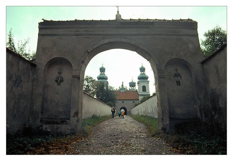 near Krakow