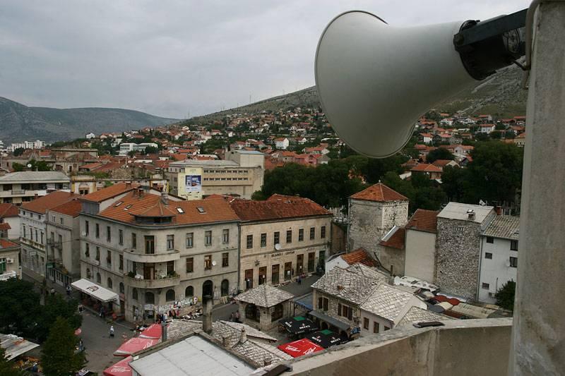 Mostar,view from minaret