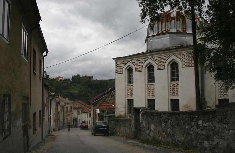 Travnik,mosque