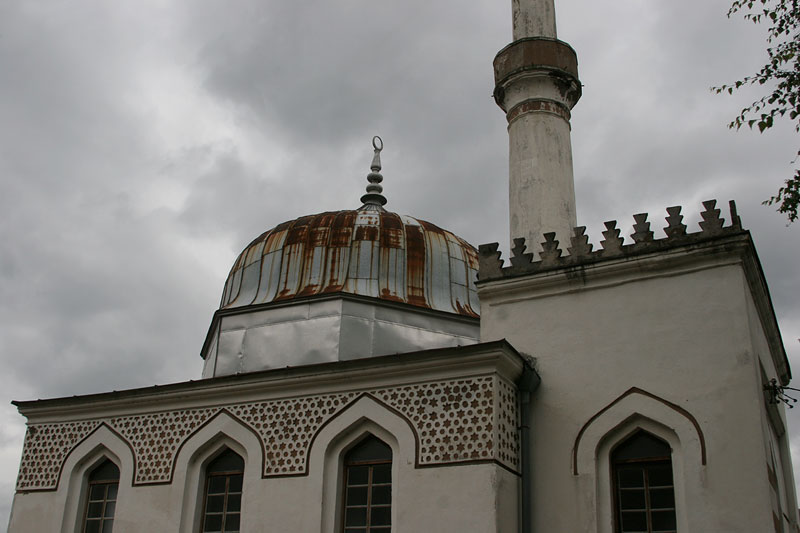 Travnik,mosque,Bosnia