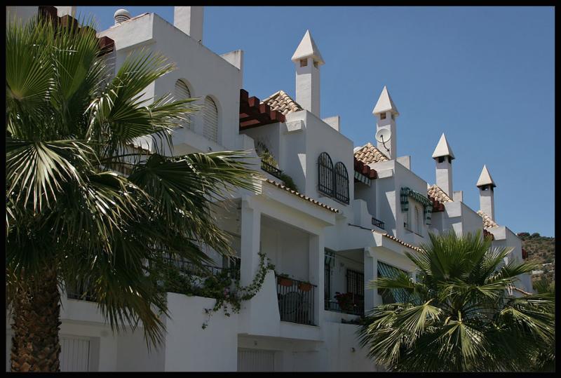 Spain,new Moorish architecture