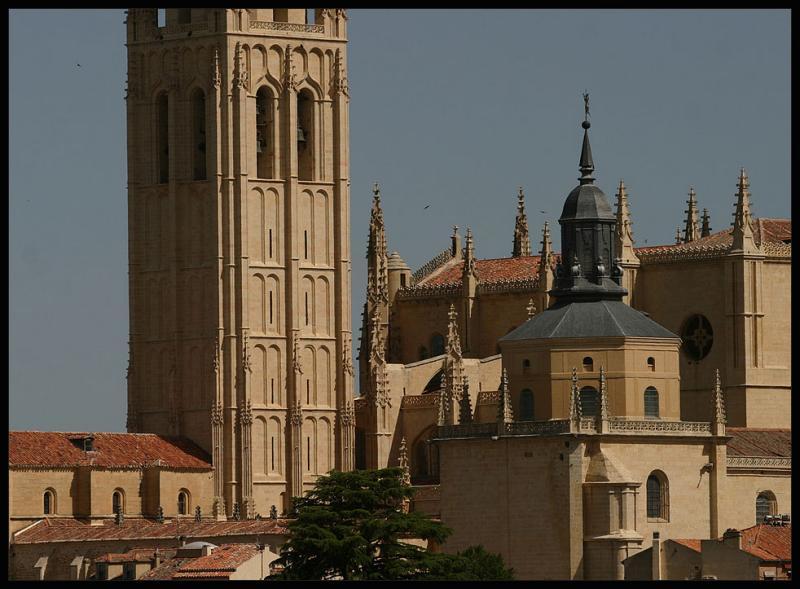 Segovia,cathedral