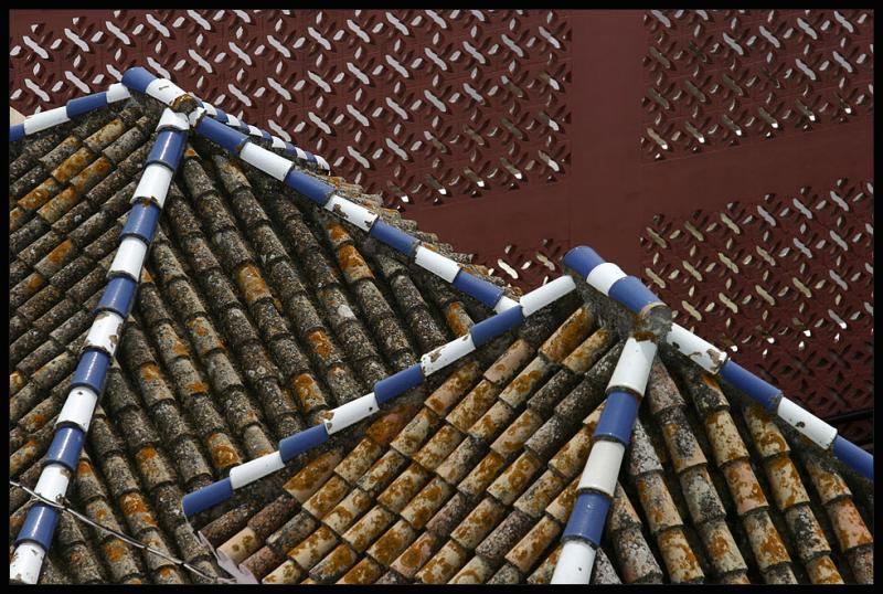 roofs in Arcos