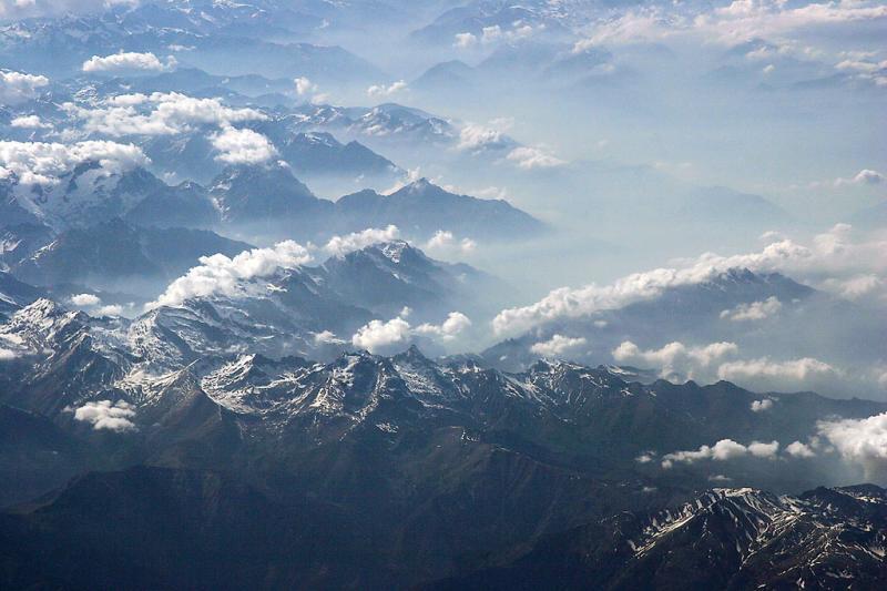 French Alps(Franz.Alpen)