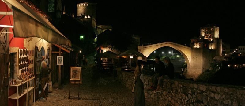 Bosnia,Mostar,Old Bridge
