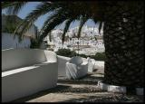 white village Vejer,nice place for resting