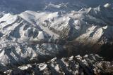 Grossglockner,3798 m,(highest mountain in Austria),glacier Pasterze
