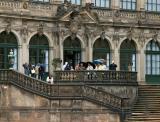 Französischer Pavillon des Dresdner Zwingers
