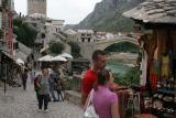 Mostar,Old Bazaar