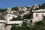 Pocetelj,old stone dwellings