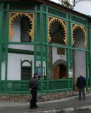 Travnik,frontside of mosque