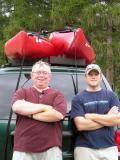 Ben and I at Keuka Lake