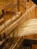 Old Loom Close Up