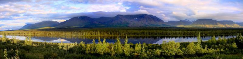 South of Denali...