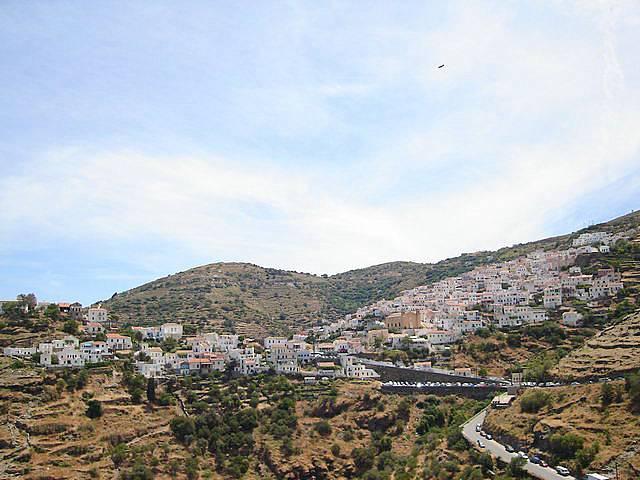 Ioulis (Chora) panoramic...