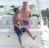 Lake Norman Boating Event Photos hot boys