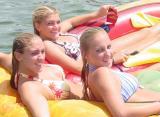 Lake Norman Boating Event Photos hot girls wearing bikinis