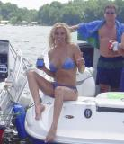 Lake Norman Boating Event Photos hot women