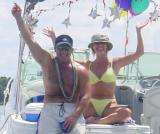 Lake Norman Boating Event Photos beefy men