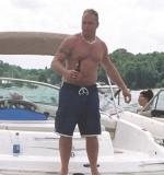 Lake Norman Boating Event Photos muscular men